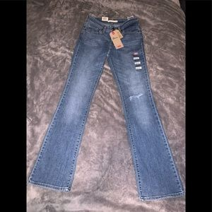 Levi's bootcut jeans / Brand New With Tags